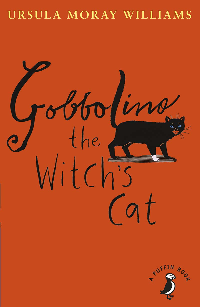 Gobbolino the Witch's Cat - Jacket