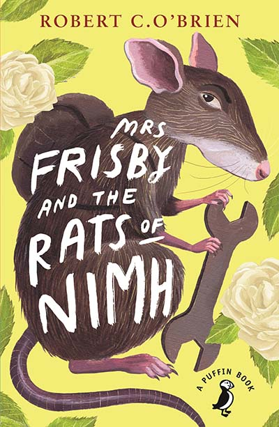 Mrs Frisby and the Rats of NIMH - Jacket