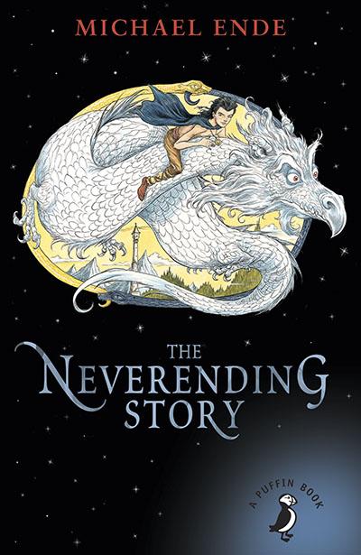 The Neverending Story - Jacket