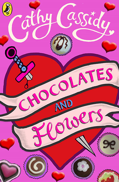 Chocolates and Flowers: Alfie's Story - Jacket