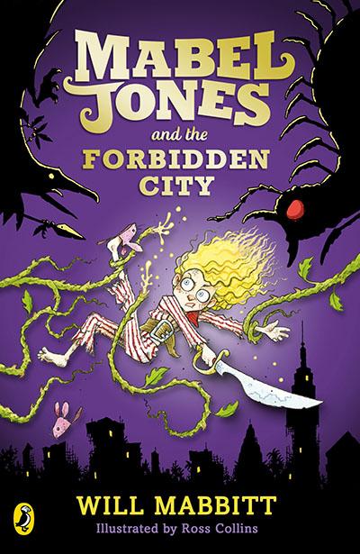 Mabel Jones and the Forbidden City - Jacket