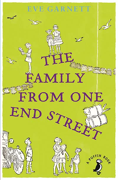 The Family from One End Street - Jacket