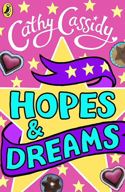 Hopes and Dreams: Jodie's Story - Jacket
