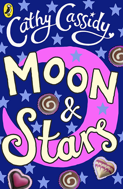 Moon and Stars: Finch's Story - Jacket