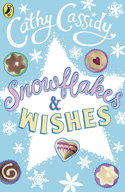Snowflakes and Wishes: Lawrie's Story - Jacket