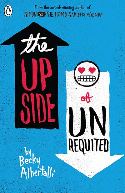 The Upside of Unrequited - Jacket