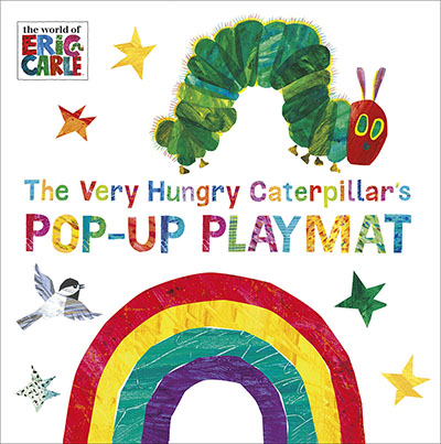 The Very Hungry Caterpillar's Pop-up Playmat - Jacket