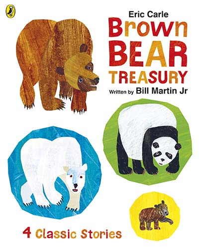 Eric Carle Brown Bear Treasury - Jacket
