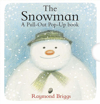 The Snowman Pull-Out Pop-Up Book - Jacket