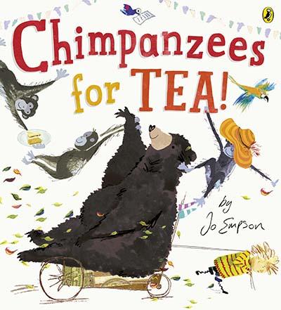 Chimpanzees for Tea! - Jacket