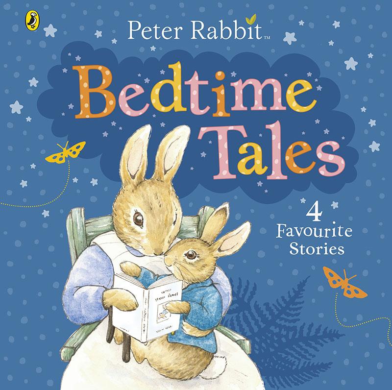 Peter Rabbit's Bedtime Tales - Jacket