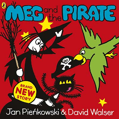 Meg and the Pirate - Jacket