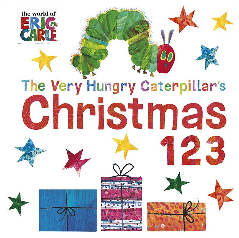 Very Hungry Caterpillar's Christmas 123 - Jacket