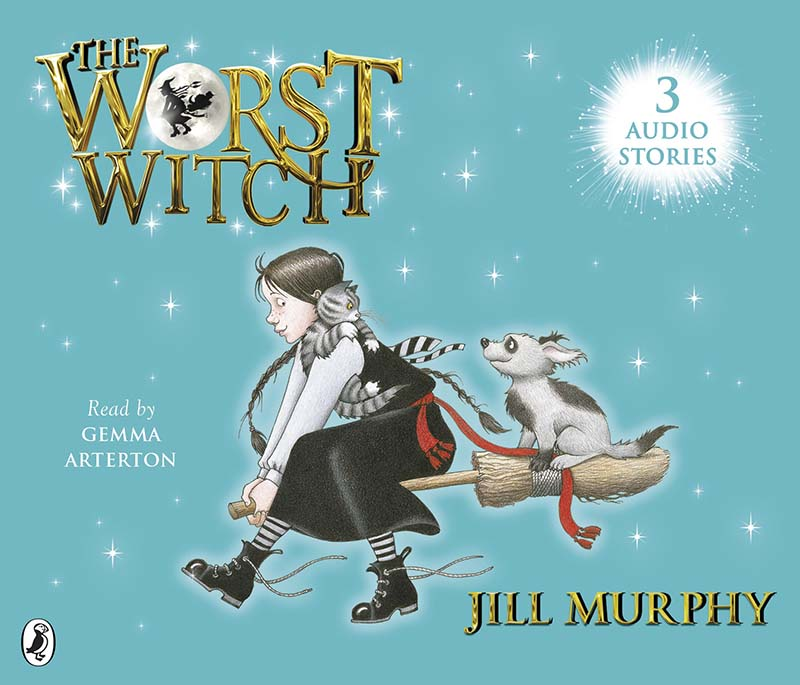The Worst Witch Saves the Day; The Worst Witch to the Rescue and The Worst Witch and the Wishing Star - Jacket