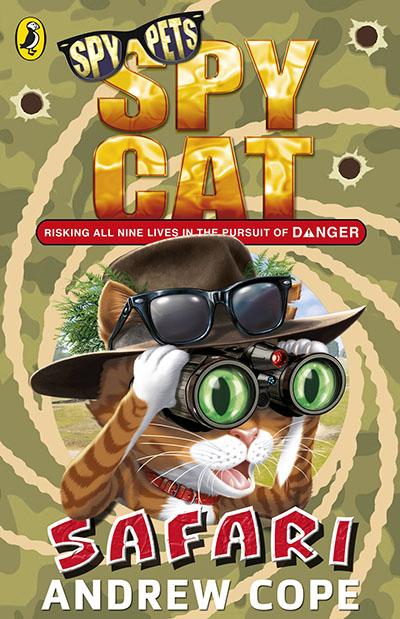 Spy Cat: Safari - Jacket
