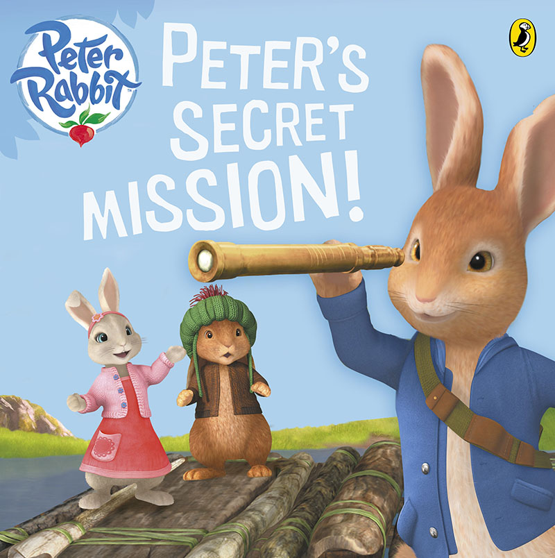 Peter Rabbit Animation: Peter's Secret Mission - Jacket