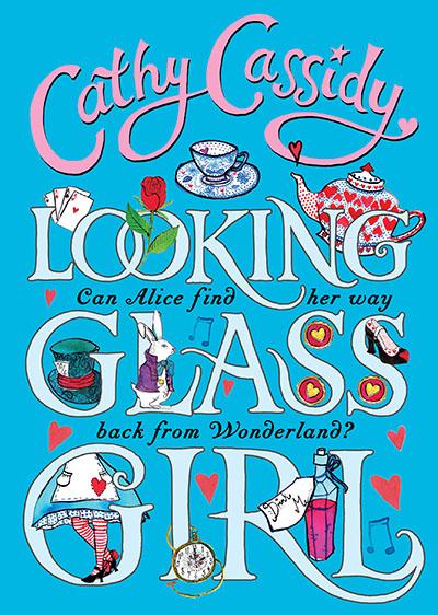 Looking Glass Girl - Jacket