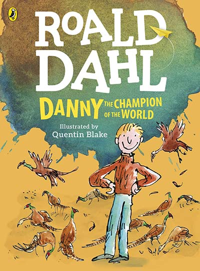 Danny, the Champion of the World (colour edition) - Jacket