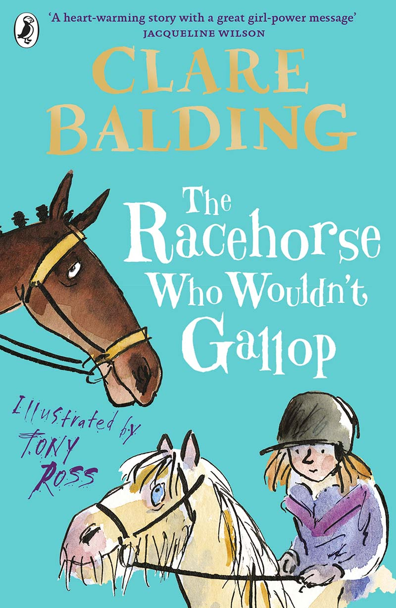 The Racehorse Who Wouldn't Gallop - Jacket