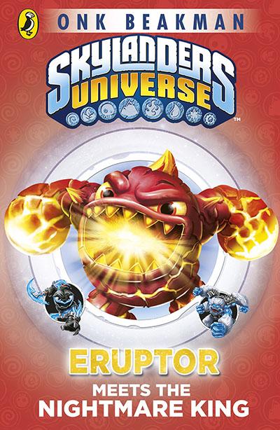 Skylanders Mask of Power: Eruptor Meets the Nightmare King - Jacket