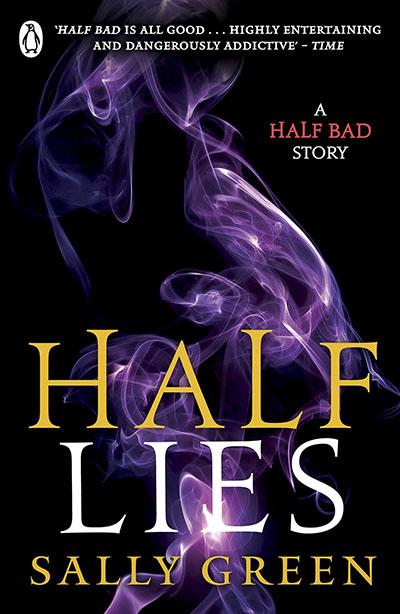 Half Lies - Jacket