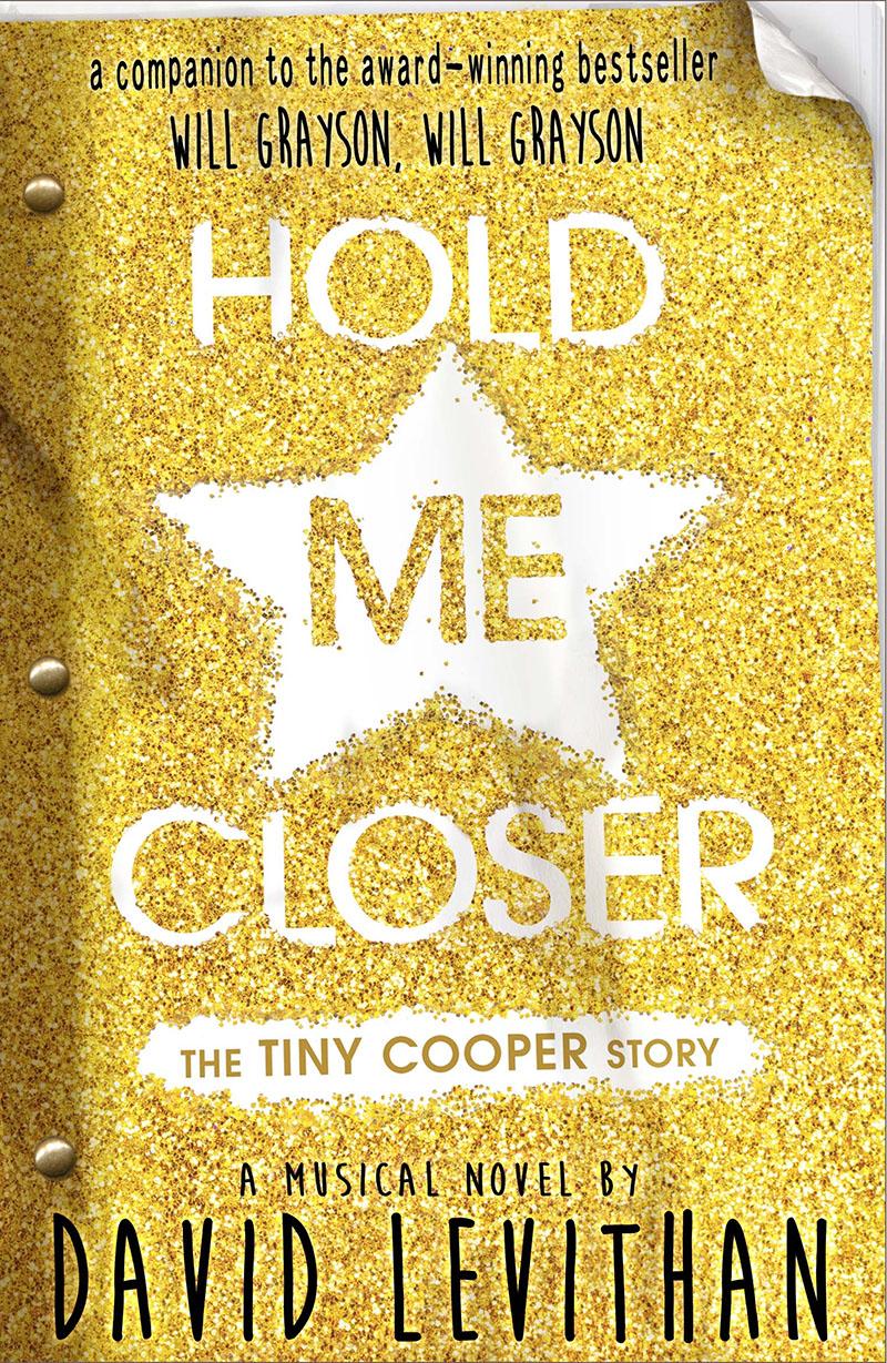 Hold Me Closer - Jacket