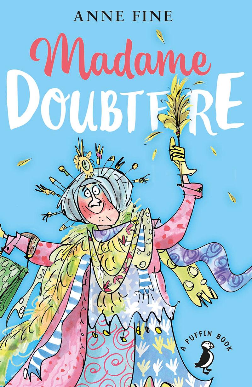Madame Doubtfire - Jacket