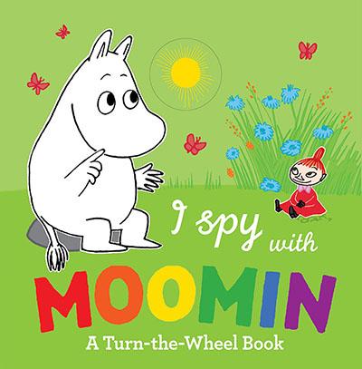 I Spy With Moomin - Jacket