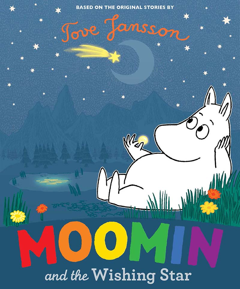 Moomin and the Wishing Star - Jacket
