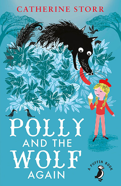 Polly And the Wolf Again - Jacket