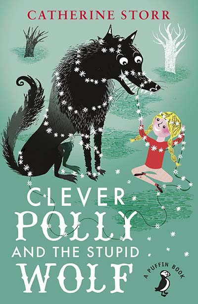 Clever Polly And the Stupid Wolf - Jacket