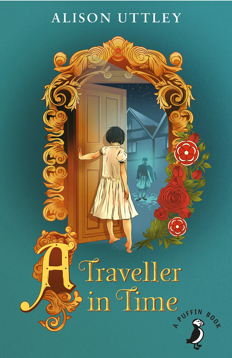 A Traveller in Time - Jacket