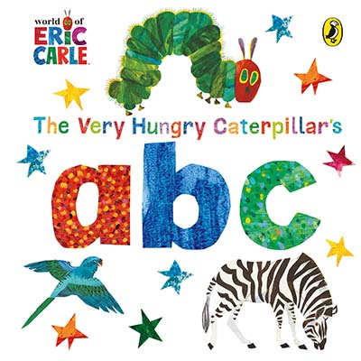 The Very Hungry Caterpillar's abc - Jacket