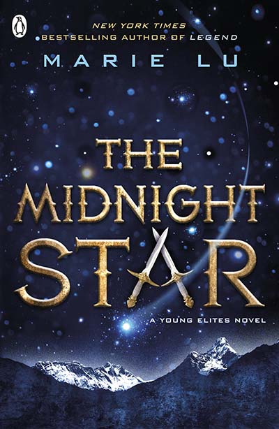 The Midnight Star (The Young Elites book 3) - Jacket