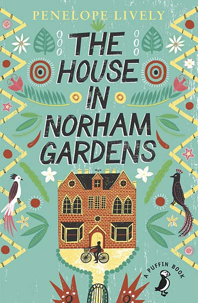 The House in Norham Gardens - Jacket