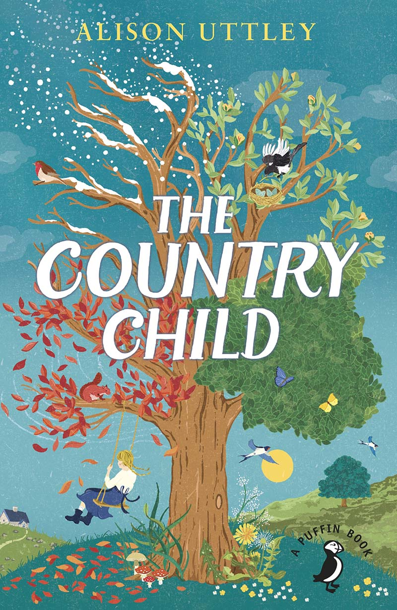 The Country Child - Jacket