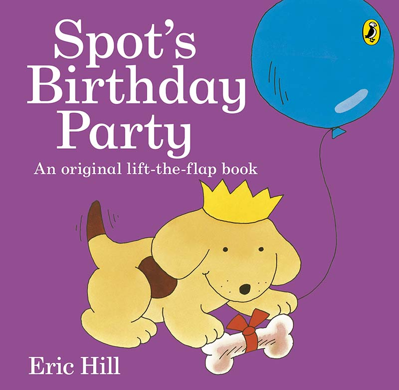Spot's Birthday Party - Jacket