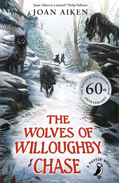 The Wolves of Willoughby Chase - Jacket