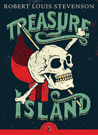 Treasure Island - Jacket