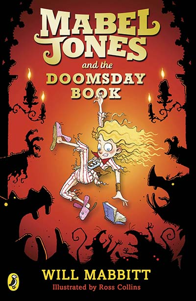 Mabel Jones and the Doomsday Book - Jacket