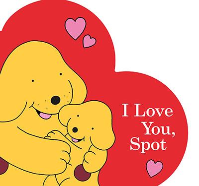 I Love You, Spot - Jacket