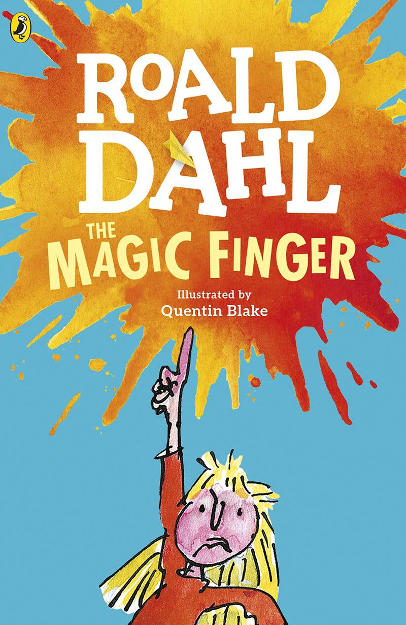 The Magic Finger - Jacket