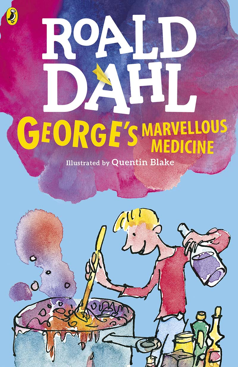 George's Marvellous Medicine - Jacket