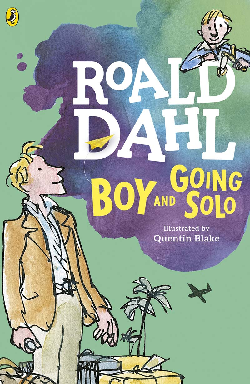Boy and Going Solo - Jacket