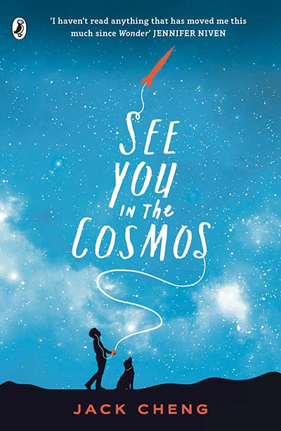See You in the Cosmos - Jacket