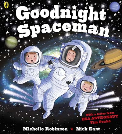 Goodnight Spaceman - Jacket