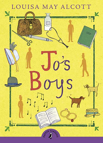 Jo's Boys - Jacket