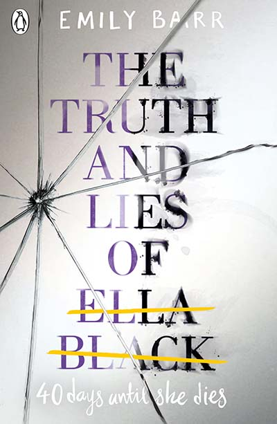 The Truth and Lies of Ella Black - Jacket