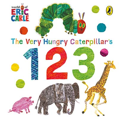 The Very Hungry Caterpillar's 123 - Jacket