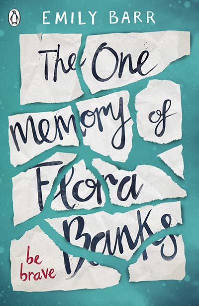 The One Memory of Flora Banks - Jacket